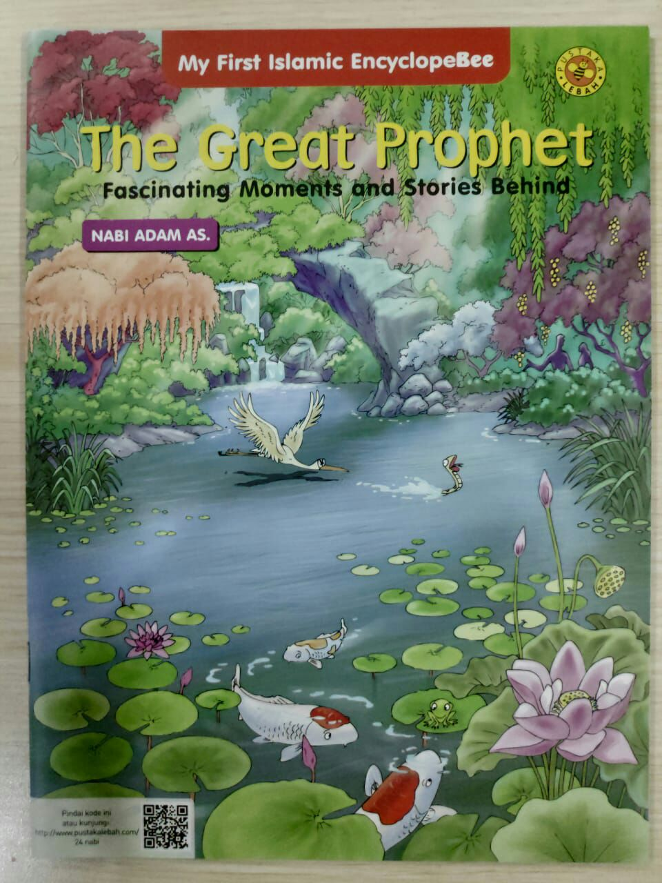 The Great Prophet - Kisah Nabi Adam AS
